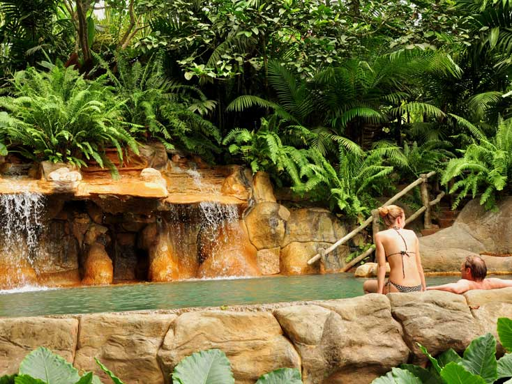 Arenal Natural Hot Springs